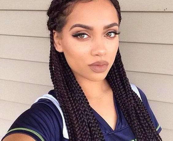 box-braid