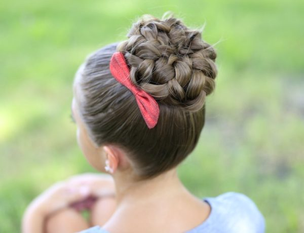 How to Do Petal Hairstyles