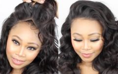 Style A Long Lace Front Wig cover