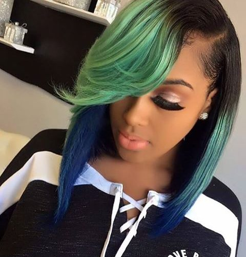 Best Hair Color For African American Dark Skin With Pictures