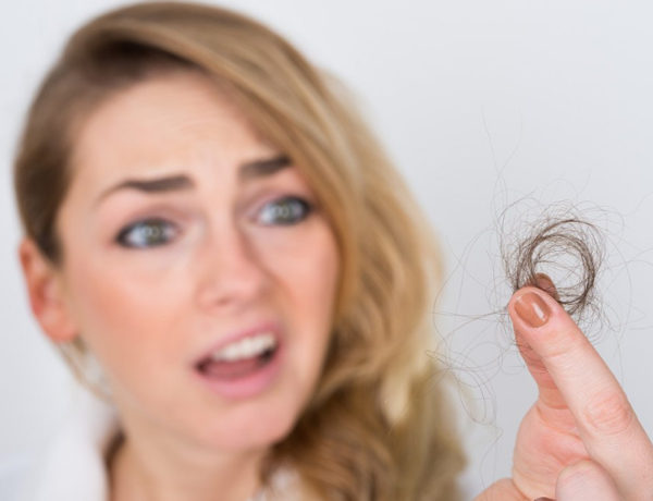 How to stop hair loss after surgery