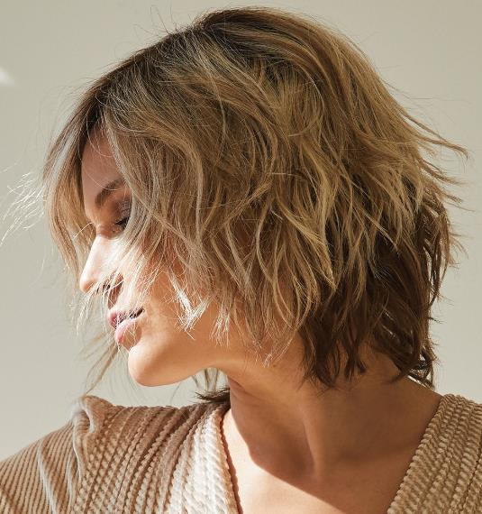 How to Style Bob Hair