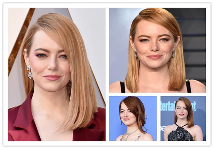 Emma Stone Inspired Wig