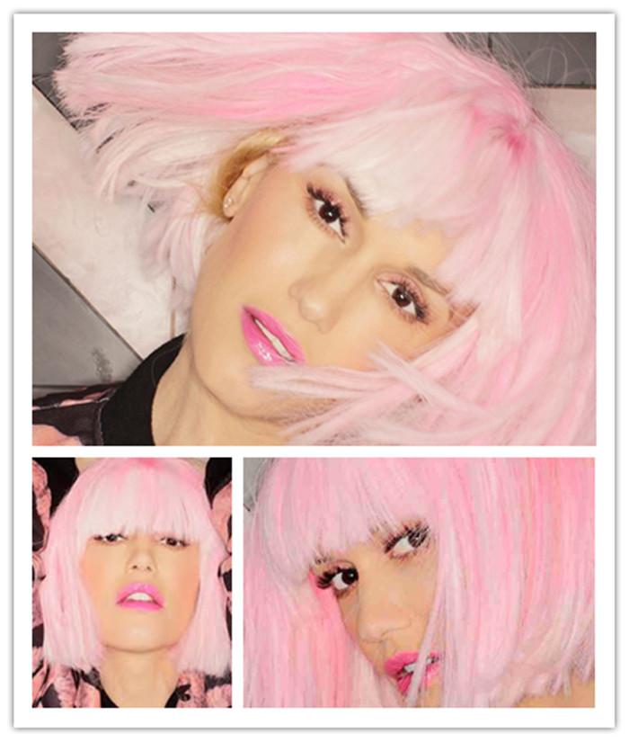 Gwen Stefani Inspired Wig