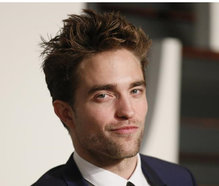 Robert Pattinson Inspired Wig