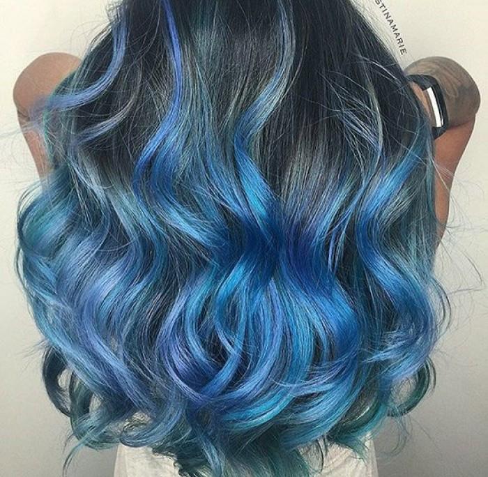 ombre wigs