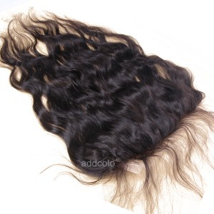 【Frontals】13x4 Hair Frontals Indian Human Hair Natural Wavy Lace Frontal