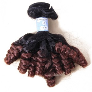 【Addcolo 8A】Hair Weave Brazilian Hair Romance Curly