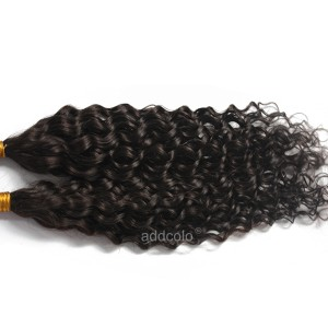 【Addcolo 8A】Bulk Human Hair for Braiding Brazilian Hair Curly Hair