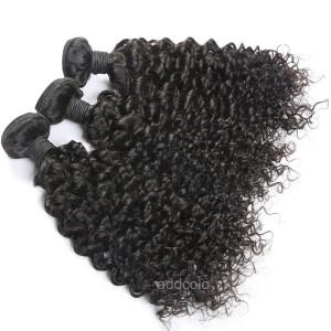 【Addcolo 8A】Hair Weave Indian Hair Curly Hair Bundles