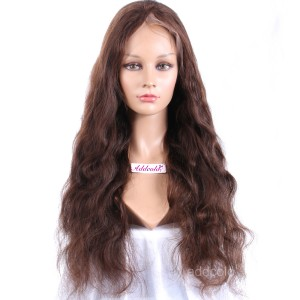 【Wigs】Human Hair Lace Wigs Brazilian Hair Body Wave Wig