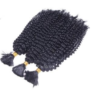 【Addcolo 8A】Bulk Human Hair for Braiding Kinky Curly Brazilian Hair