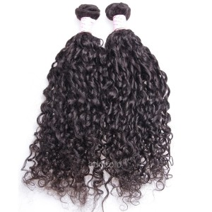 【Addcolo 8A】Hair Weave Natural Color Brazilian Loose Curly Hair Bundles