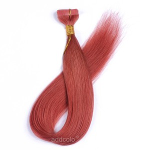 【Addcolo 10A】Tape In Hair Extensions Brazilian Hair Color #130