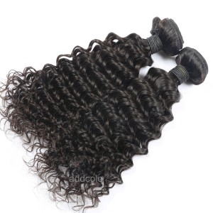 【Addcolo 10A】Hair Weave Brazilian Hair Deep Curly