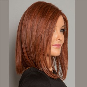 Caramel Color Lace Front Wigs Bob Straight & Wavy 2019 Summer Colorful Trendy Wigs