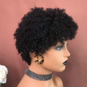 Carolyn Remy Hair Lace Front Wigs Natural Black