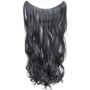【Addcolo 10A】Flip In Hair Extensions Malaysian Hair Natural Wave