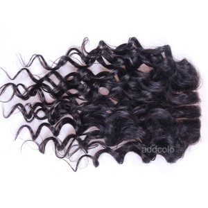 "【Closures】Hair Closure Brazilian Hair Loose Wave 4""x4"" Lace Closure"