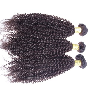 【Addcolo 8A】Hair Weave Brazilian Hair Kinky Curly