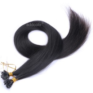 【Addcolo 10A】U Tip Hair Extensions Brazilian Hair Colorful