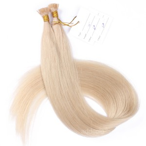 【Addcolo 10A】Flat Tip Hair Extensions Malaysian Hair Color #60