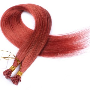 【Addcolo 10A】Flat Tip Hair Extensions Human Hair Color #130