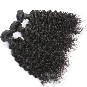 【Addcolo 8A】Hair Weave Indian Hair Curly Hair Bundles