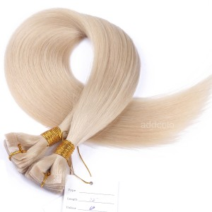【Addcolo 10A】Tape In Hair Extensions Malaysian Hair Color #60