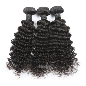 【Addcolo 8A】Hair Weave Bundles Brazilian Deep Curly Hair