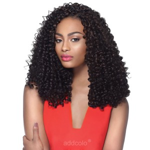 【Wigs】Lace Front Wig Brazilian Hair Kinky Curly Wig Natural Color