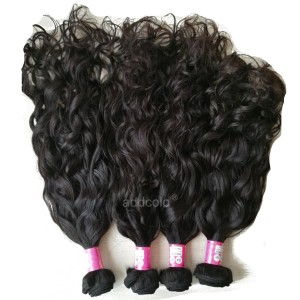 【Addcolo 8A】Hair Weave Brazilian Hair Wet and Wavy