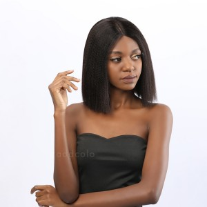 Vicky Remy Hair Lace Front Wigs Natural Black