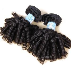 【Addcolo 10A】Hair Weave Malaysian Hair Romance Curly